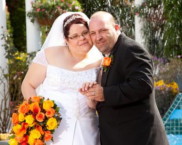Heather and John 10-23-2010