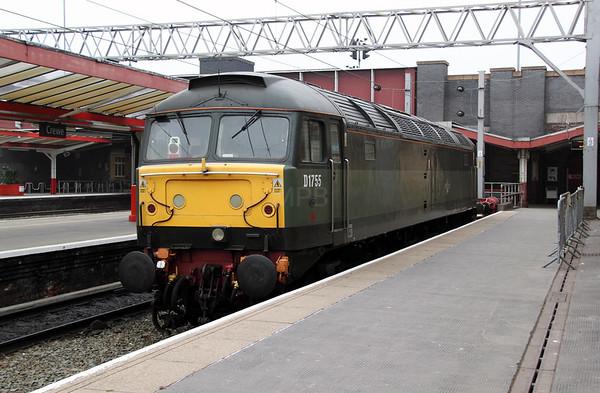 Class 47 / 7 (Modified by EWS)