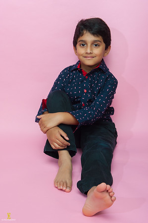 Akhila + Prawal's Family Portraits