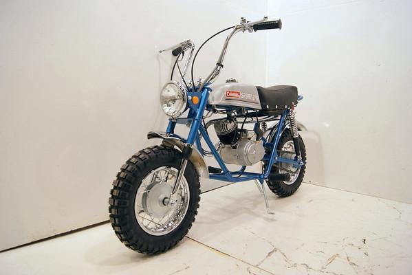 1972 Coleman Mini Bike