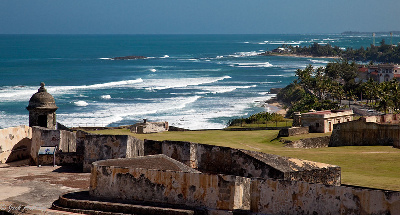 Old Fort in San Juan
