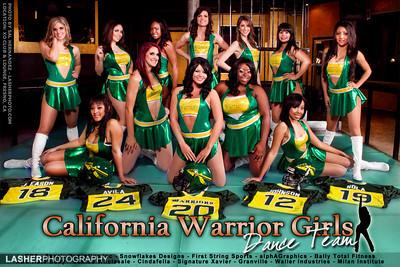2011-03-04 [California Warrior Girls Dance Team]