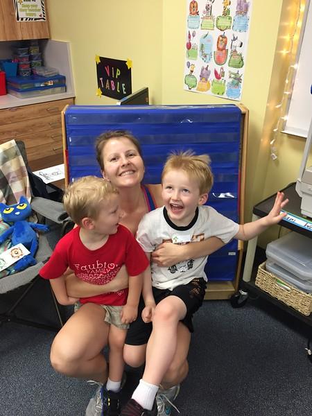 Liam | Kindergarten | Faubion Elementary School