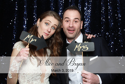 Alice & Bryan's Wedding - 3/3/19