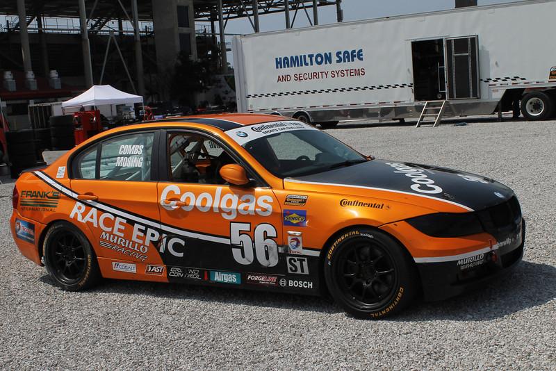 RACE EPIC/MURILLO RACING BMW 330i
