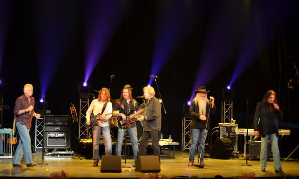 Oak Ridge Boys - November 10, 2012