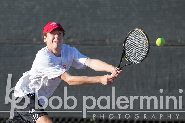 Oxy Men's Tennis ve Brandeis 2-21-14