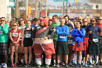 BAR A KILT RUN ...PRE RACE AND VOLUNTEERS PHOTOS