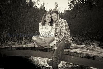 Jennifer & Zach's Engagement