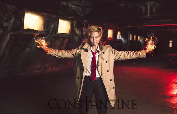 Green Arrow Constantine