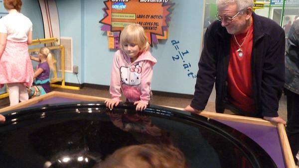 2013 02 Lilah Visits!