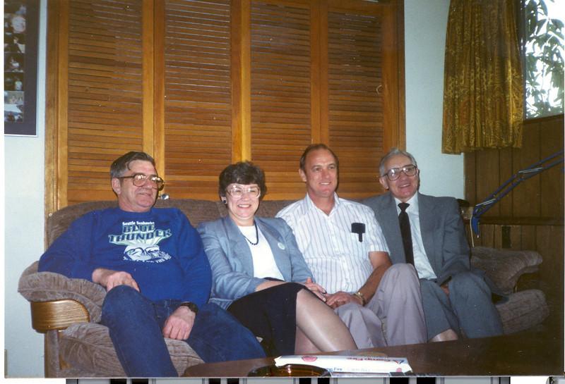 Edwin Ralph Family