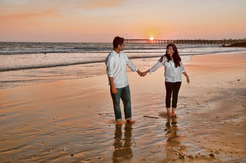 Kiran and Prashant Engagement