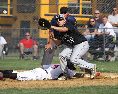 State Sectional Finals vs Jackson HS, May 30, 2014 6-2 loss