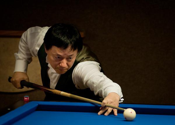 Cue & Cushion April 2011 Tournament