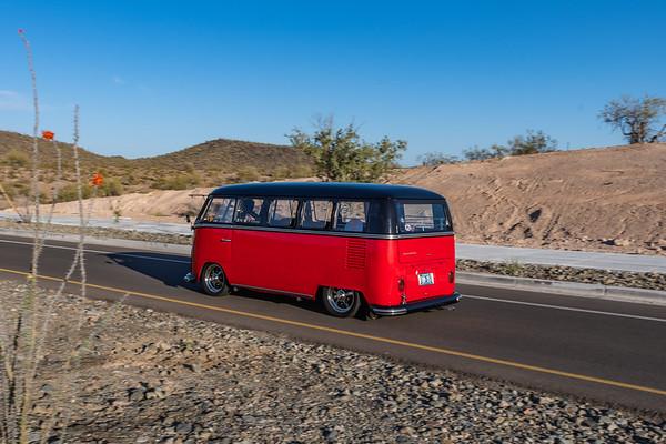 Pat's VW Bus