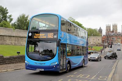 Yorkshire Coastliner / Transdev York