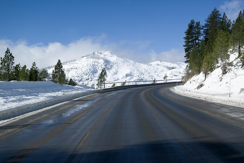 Donner Pass, CA