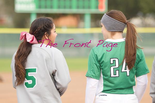 Lady Eagles Softball '15