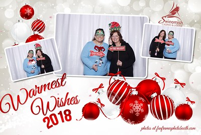 Swinomish Casino & Lodge Holiday Party