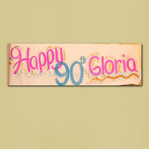 Gloria's 90th Birthday Book