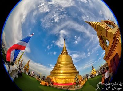 Thailand - 25th Oct 2018 (Golden Mount Temple)