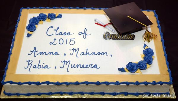 MAI Graduation Luncheon  2015
