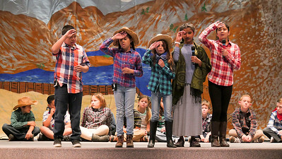 190521 GOLD DUST OR BUST - CROCE ELEMENTARY
