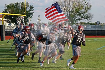4/9/2014 - Flanagan vs. Stoneman Douglas (Senior Day) - Marjory Stoneman Douglas High School, Parkland, FL
