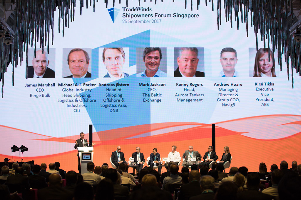 tradewinds shipowners forum singapore