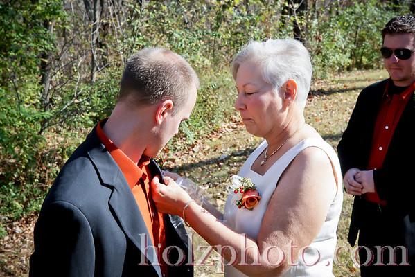 Martha and Alan Color Wedding Photos