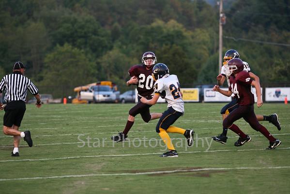 CMS Vs HVMS Football 09-23-10