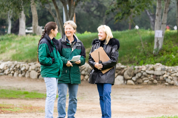 FRC trials volunteers