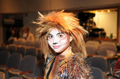 2009.05.26 Cats dress rehearsal