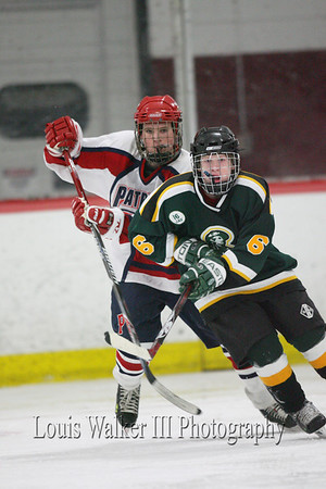 High School - Hockey 2007-8