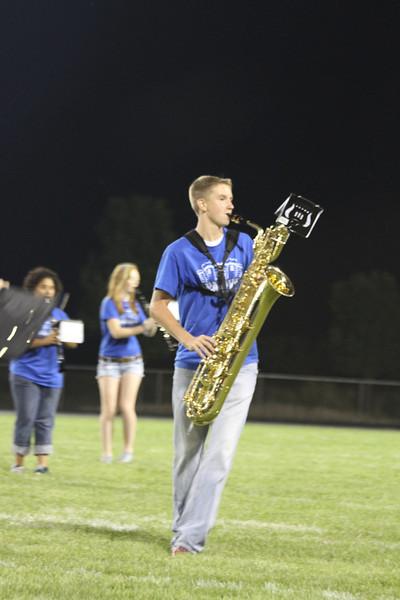 Bryce Jr. Year Band  2012-2013