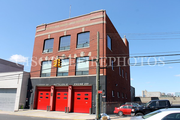 Engine 259 - Ladder 128 - Battalion 45