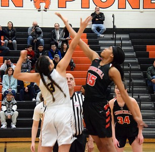 HS Sports - Crestwood vs. Livonia Churchill Girls Basketball District Final