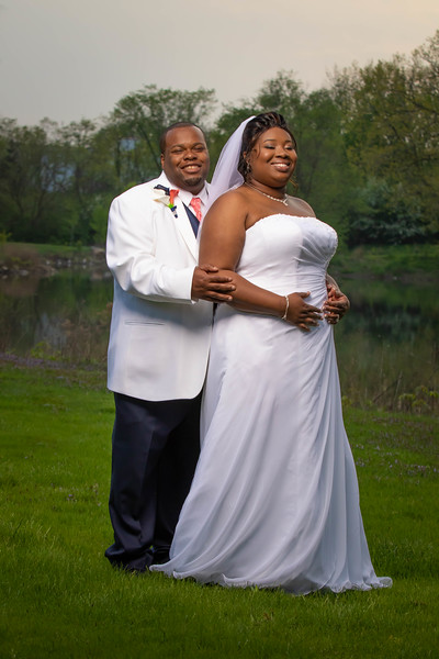 Wedding of Ta 'Sheena Williams & Lamar Davis
