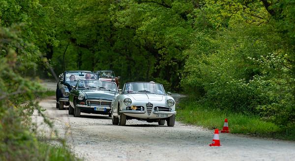 Vintage Car Experience