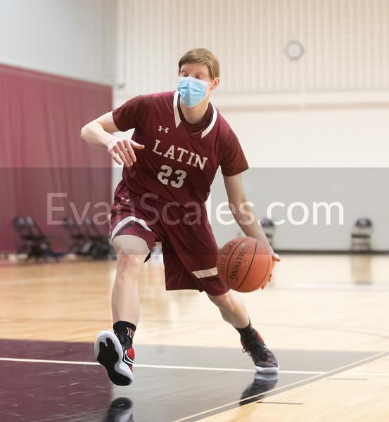 Roxbury Latin Boys' Basketball - Feb. 14, 2021