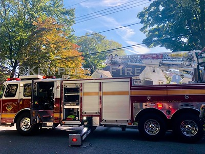 Structure Fire - 71 Pacantico Rd, Ossining NY - 9/20/19