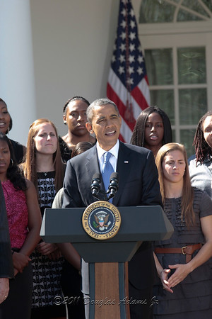 White House Visit by Texas A&M