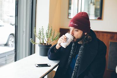 Geoffrey - Coffee Shop/Cooper