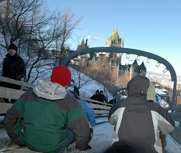 Quebec City - Prez Weekend
