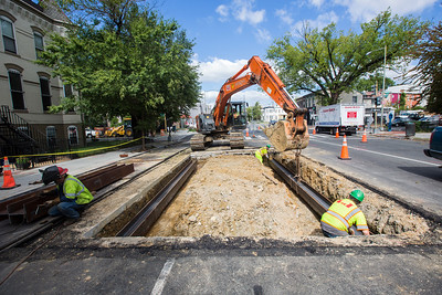 Fort Myer Construction - DC Water - 6 Street