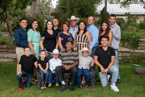 Papa Herman Espinoza's 90th Birthday Sept. 2019