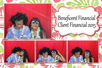 Beneficent Financial 2015