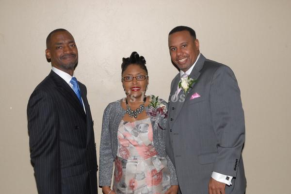 Pastor Payne's 3rd Anniversary Banquet