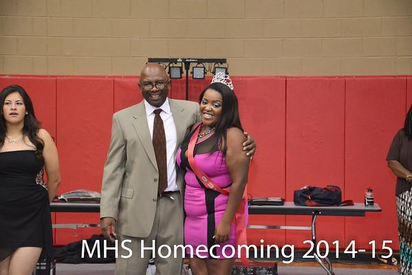 MHS Homecoming 2014-15